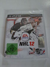PS3 Spiel NHL 12