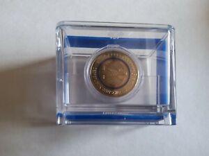 5 euro münze blauer planet erde 2016 - PP - D -