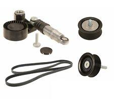 For Porsche Cayenne 04-06 V8 4.5 Drive Belt Tensioner Arm Rollers Contitech Belt