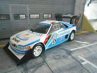 PEUGEOT 405 T16 Pikes Peak Race Winner #2 Vatanen Pioneer 1988 Winne Altaya 1:18