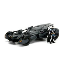 Batman Justice League Batmobile and batman 1:24 Scale Jada