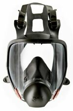 3M Full Facepiece Reusable Respirator Protection - 3M 6900 Large Size. Free S&H