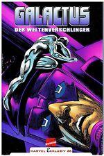 MARVEL EXKLUSIV HC # 36 GALACTUS (deutsch)  lim. Variant-Hardcover SILVER SURFER