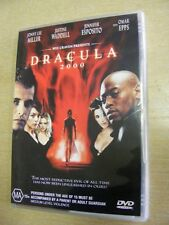 DVD - Dracula 2000 - R4