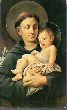 151 S. Antonio di Padova  santino holycard ..