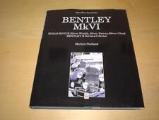 BENTLEY MkVI R TYPE S TYPE Mk6 Owners Book Technical Data Manual Handbook Guide