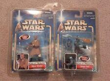 Star Wars Attack of the Clones Dual Pack! Mace Windu and Jango Fett