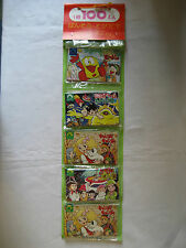 1970s vintage POP UP book Japanese STORE DISPLAY Japan ASTROBOY Candy Candy RARE