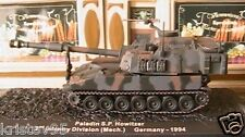 PALADIN SP HOWITZER 2ND INFANTRY DIVISION GERMANY 1994