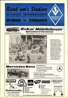 II. BL 82/83 SV Waldhof Mannheim - SG Wattenscheid 09, 16.04.1983, Hans Hein