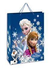 Frozen Eiskönigin Elsa Geschenk Verpackung Geschenktüte Tüte Beutel Kinder bl