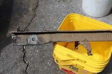 VOLVO 123GT, P120 & P130 rear bumper support channel for right side. Perfect.