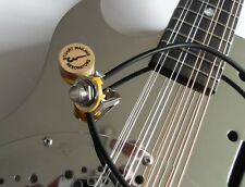 Piezo electric transducer pickup