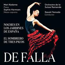 Manuel de Falla: Noches en los jardines de Espana & El sombrero de tres picos, N