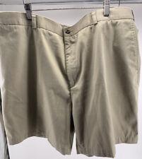 Men's Puritan Beige Shorts Size 42