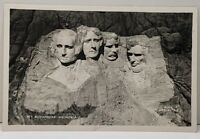 Mt Rushmore National Monument Aerial View, Rise Studio #R13 RPPC Postcard C8