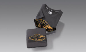 Porsche Driver's Selection T-Shirt - 911 Turbo S Exclusive (USA version)