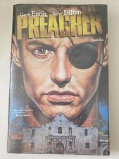 PREACHER Book 6 HARDCOVER VERTIGO DC COMICS GARTH ENNIS! NEW FACTORY SEALED!