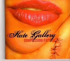 (GC354) Hate Gallery, Compassion Fatigue - 2008 CD