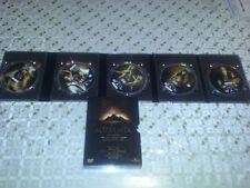 BOX/cofanetto+5 dvd perfetti serie completa LA MUMMIA LE LEGGENDE