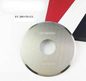 8'' 200*70*3.5MM blade For Simi-auto PCB Lead Wire Cutting Machine