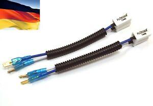 Flosser Wire Ceramic 7446 Pigtail Female H7 Light Bulb Cornering Replace Socket