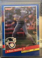 1991 Donruss #49 George (Ken) Kenneth Griffey, Jr.