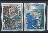 Monaco N°1139/40** (MNH) 1978 - Europa