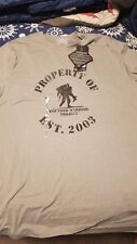 Brand New Mens Under Armour Wounded Warriors Project Shirt M Medium Md