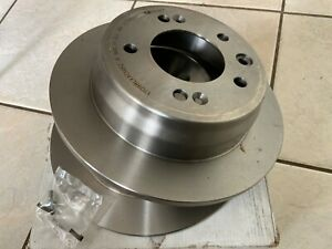 Solid Rear Brake Disc Set 262mm GENUINE OE  Hyundai i30 2007-2011 2134674