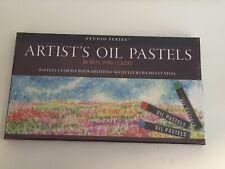 New! Studio Series Artist'S Oil Pastels; 36 Rich, Vivid Colors