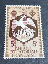 French Equatorial Africa Scott B14 Mint OG CV $40