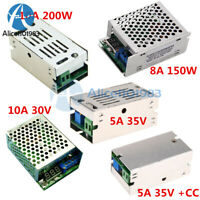 5A/8A/10A 150W 200W DC-DC Boost Buck Converter Charger Step Up Down Power Module