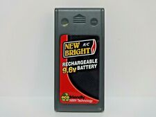 New Bright 9.6V NiMH Battery Remote Control Car Rechargeable Battery EUC