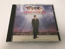 Heart & Souls (1993) MCA Soundtrack OST CD , Marc Shaiman 008811091927 MINT/EX
