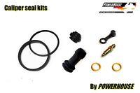 Aprilia Shiver SL 750 07-14 rear brake caliper seal repair kit 2013 2014