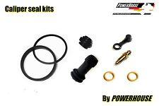 Aprilia Dorsoduro Factory SMV 750 rear brake caliper seal repair kit 2010-2013