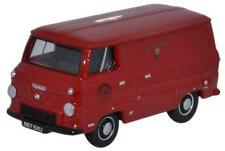 Oxford 76FDE004 Ford 400E Royal Mail Van 1/76th Scale = 00 Gauge In Case T48Post
