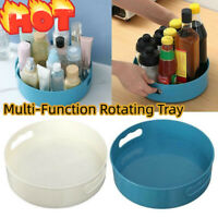 Multi-Function Rotating Tray/Kitchen Organizer/Cosmetics Kitchen Bathroom