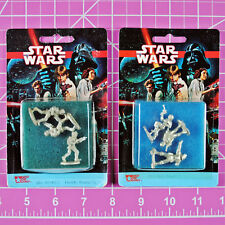 Vintage Grenadier West End Games Star Wars: Hoth Rebels + Rebel Troopers - 25mm