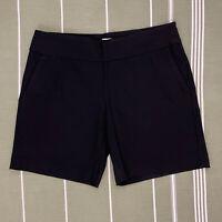 Footjoy Womens Size Medium Black Golf Shorts