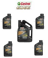 9 Quarts Pack 5w40 CASTROL EDGE Full Synthetic 5w-40 Engine Motor Oil for BMW