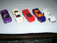 Hot Wheels - Matchbox Ferrari, Lamborgini and Porsche Lot