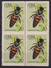 1971.34 SPAIN ANTILLES 1971 ABEJA REINA QUEEN BEE ERROR WITHOUT HORIZONTAL PERF