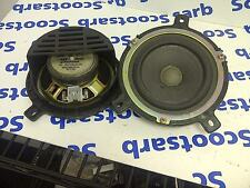 SAAB 9-5 95 2x Loudspeaker Rear Door Speaker Units 1998 - 10 4616934 Genuine