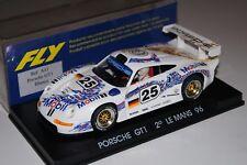 1/32 FLY A31 PORSCHE 911 GT1 N°25 2° LE MANS 1996 MB