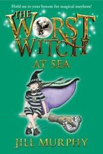 Worst Witch: The Worst Witch at Sea by Jill Murphy (2014, Paperback)