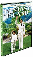 Fantasy Island Complete Second Season 2 Two DVD Set Series TV Show Episode Drama