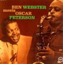 Ben Webster,Ben Webster,Oscar Peterson : Ben Webster Meets Oscar Peterson (10CDs