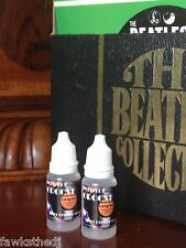 10ml Bottles  x2 Vinyl Record Cleaner Into The Groove Tester MINIATURE SAMPLES
